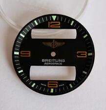 Swiss BREITLING Vintage Professional Series - Aerospace (85-95) N.O.S. DIAL