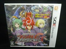 Good condition Card fight! ! Vanguard G Stride to Victory! ! for 3DS F/S Japan