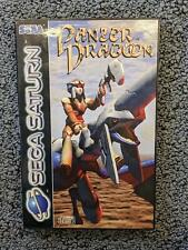 Panzer Dragoon   Sega Saturn   Complete   PAL