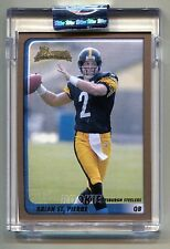 Brian St. Pierre , 2003 , Bowman Gold , Rookie Card , Factory Sealed , #112