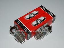 E88CC NOS (=6922) 2x RSD Röhren V1 mikrofoniearm / low noise selected