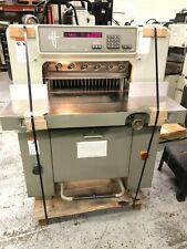 Printing Press 1987 Polar 55 Sd-P Paper Cutter