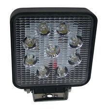 LED 27 Watt 1890 Lumen ECKIG Suchscheinwerfer Arbeitsscheinwerfer Scheinwerfer