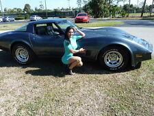 1982 Chevrolet Corvette 350 CID