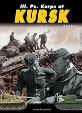 a Didier Lodieu - III.PanzerKorps at KURSK (1943) - Lingua Inglese