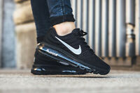 New Nike Air Max 2017 Men's Shoes in Black/White-Anthracite Colour Size 9.5