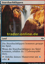2x Sturzbachklippen (Swiftwater Cliffs) Fate Reforged Magic