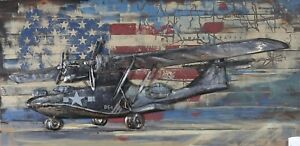 Boeing B-54 strategic bomber of the U.S. Air Force 3 Dimensional Wall Decoration
