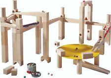 Pista per Biglie Kit di Costruzione Meisterbausatz Set Completo haba 3524