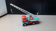 Corgi Toys 1144 Chipperfield Circus Crane   Original  no box  Very Near Mint