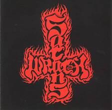 SATAN'S WRATH - GALLOPING BLASPHEMY (2012) RARE Pit-Art CD Jewel Case+FREE GIFT