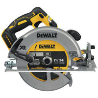 DEWALT 20V MAX 7-1/4 in. Cordless Circular Saw DCS570BR Certified Refurbished
