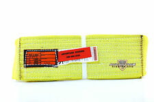 Ee2 904 X3ft Nylon Lifting Sling Strap 4 Inch 2 Ply 3 Foot Usa Made Length