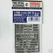 Fine Molds 1/700 IJN Carrier Aircraft Parts Set Late