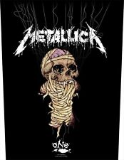 METALLICA - Rückenaufnäher Backpatch One strings