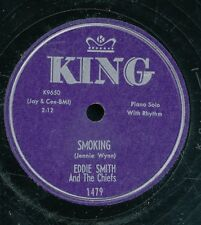 pc78-R&B piano-King 1479=Eddie Smith and the Chiefs