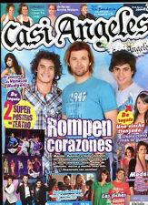 TEEN ANGELS CASI ANGELES magazine Argentina Aug 2009 # 30