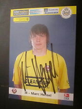 12212 Marc Hensel Dynamo Dresden original signierte Autogrammkarte