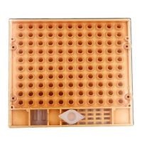Professional Beekeeping Equipment Tools Rearing Queen Bee Plastic Box Cage