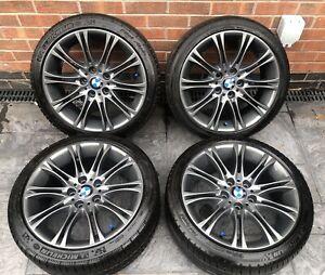 """BMW MV2 18"""" E46 E60 3 5 Series Z4 Alloy Wheels"""