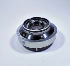 Dacora Dignar 45mm f/3.5 10-Blade Camera Lens - Dignette Mount