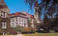 Bloomington~Indiana University~Student Building~1953 Postcard
