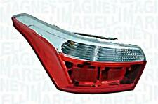 CITROEN C-Elysee Sedan 2012- Tail Light Rear Lamp LEFT LH