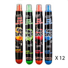 KING TANGO GIANT LIQUID CANDY SPRAY X 12 PACK STOCKING FILLER CHRISTMAS PRESENT