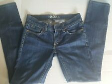 Fossil Jeans Women Low Rise Skinny Size 27