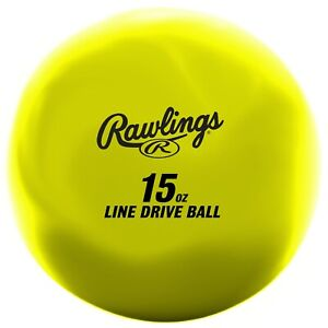 Rawlings Line-Drive Training Ball Develop Strength and Hitting Power