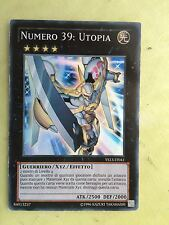 card yu-gi-oh ultra rara numero 39 utopia 1^ edizione YS13-IT041