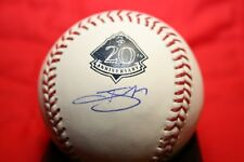 TREVOR STORY AUTOGRAPHED SIGNED COLORADO ROCKIES COMMEMORATIVE BASEBALL RARE COA