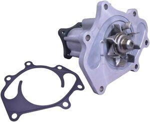 Engine Water Pump & Gasket For Infiniti FX50 M56 Q70 Nissan Armada Titan V8