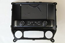 """14-17 OEM CHEVY SILVERADO PINCH & ZOOM 8"""" LCD MYLINK RADIO TOUCH SCREEN ONLY"""