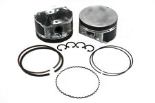 Piston & Rings Set of (6) fits 2001-2004 Nissan Pathfinder & 01-03 QX4 3.5L-V6