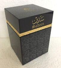 SADEEN perfume oil attar 12 ML by Abdul Samad Al Qurashi, NO BOX, Alcohol Free