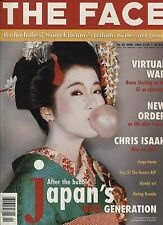 The Face: April 1993 (Vol 2 / No 55) - UK Magazine - New Order, Chris Isaak