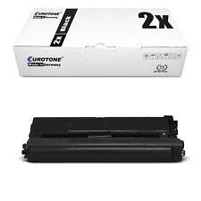 2x Eurotone ECO Toner SCHWARZ kompatibel für Brother HL-4150-CDN HL-4570-CDWT