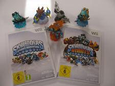 Skylanders: Giants und Spyro´s Adventure + 5 Figuren - Nintendo Wii
