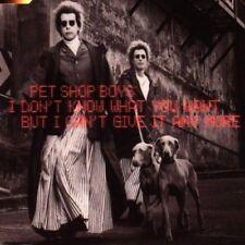 Englische Maxis/EPs vom Pet Shop Boys's Musik-CD