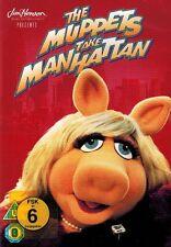 DVD NEU/OVP - Die Muppets erobern Manhattan