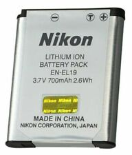 New Genuine Nikon EN-EL19 Battery Pack Coolpix S2750 S2800 S2900 S3100 S3200