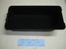 Mercedes-Benz W202 C220 C280 center console armrest inner tray black 2026801179