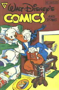 Walt Disney's Comics and Stories #539 VF/NM; Dell | save on shipping - details i