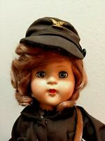 Vogue ARMED FORCES DOLL - WAC, 1940's