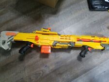 Longstrike NERF Modulus Blaster With Barrel