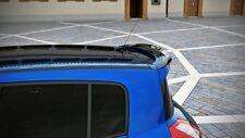 Dachspoiler Ansatz Renault Megane MK2 RS Heckspoiler Spoiler Verlängerung Black