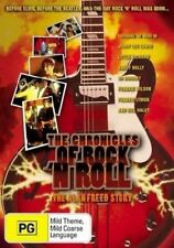 The Chronicles Of Rock n Roll - A. Freed Story (DVD,2005) New/Sealed CLEARANCE
