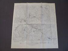Meßtischblatt Topographische Karte 4428 Weißenborn, Zwinge, Bockelnhagen, 1957