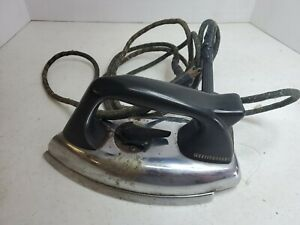 Vintage Westinghouse Adjust-O-Matic Electric Clothes Iron Working Condition